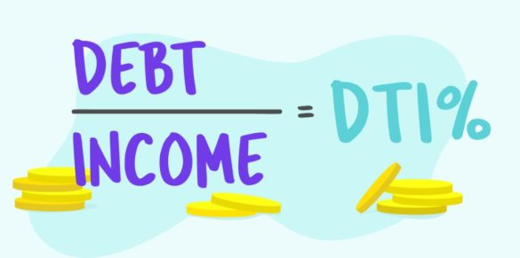 Debt to income ratio in mortgage UK