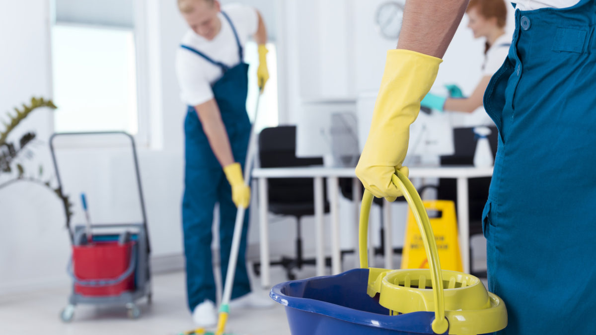 Cleaning Preparations For Businesses To Open After Covid-19 Ends