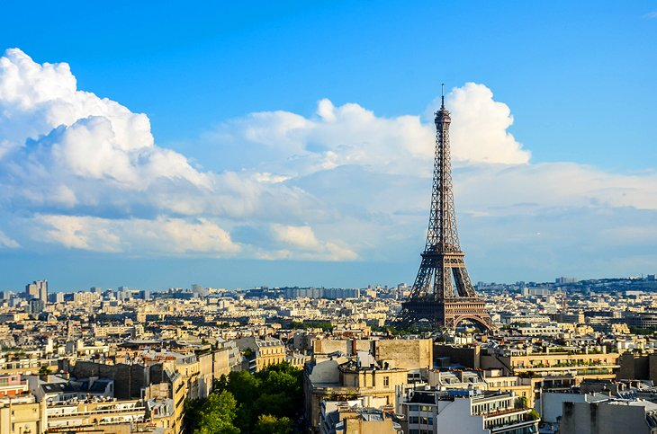 Top-Rated Tourists Attractions In Paris