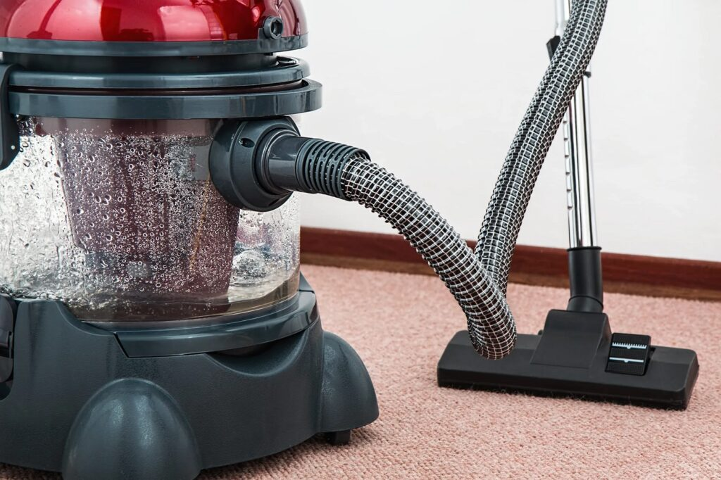 Carpet Cleaning Equipment's