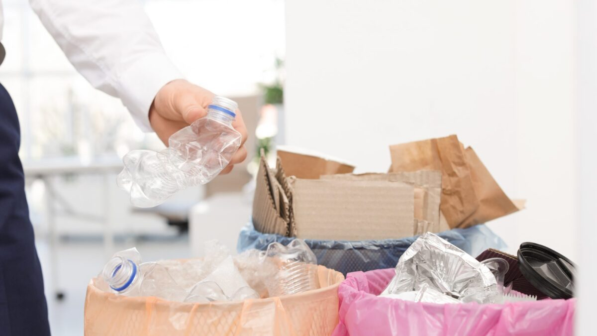 How to Reduce Your Business Plastic Waste?