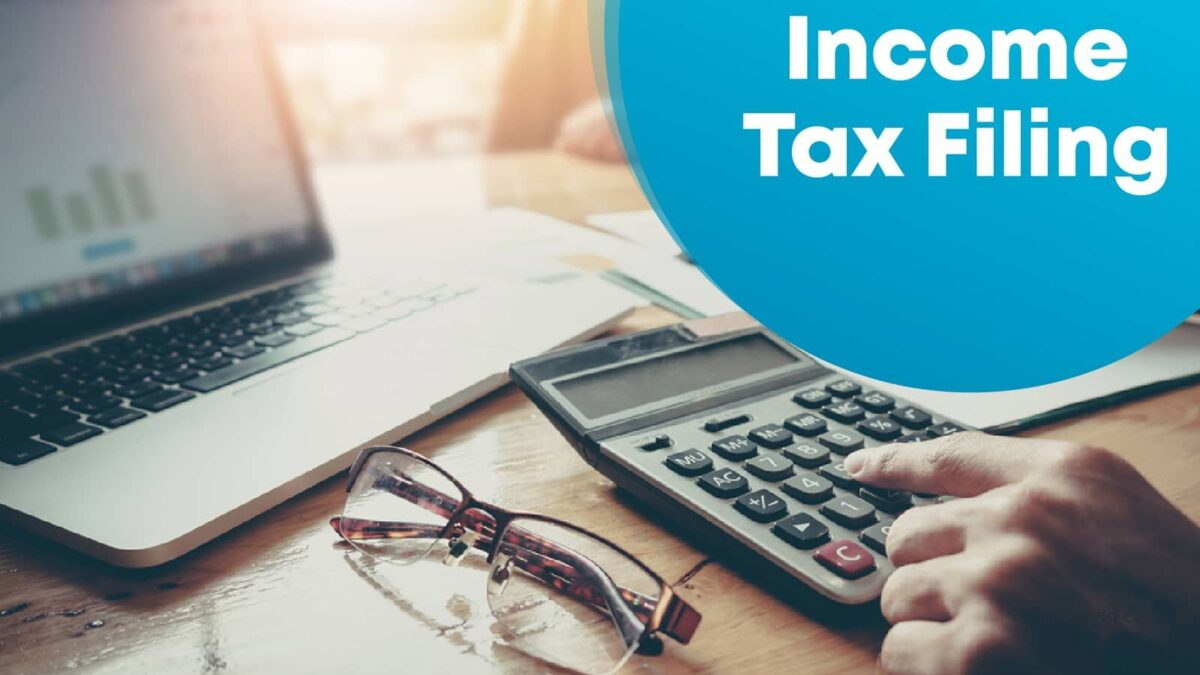 How to check the status of your income tax filing?