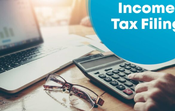 status of your income tax filing