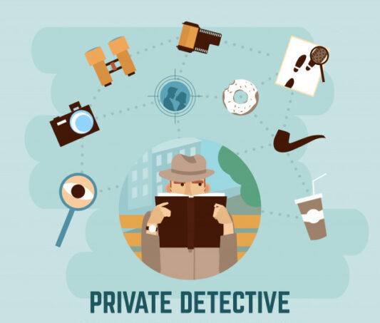 Some Common Kind of Detective Cases