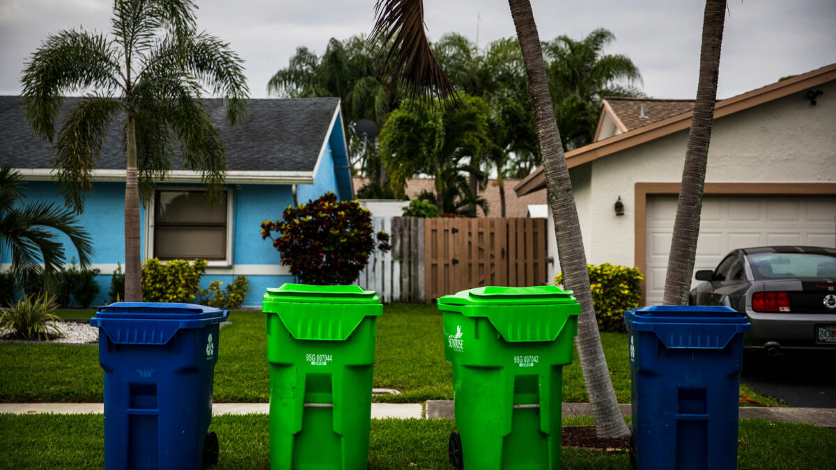 Why Household Waste Should Be Kept Covered?