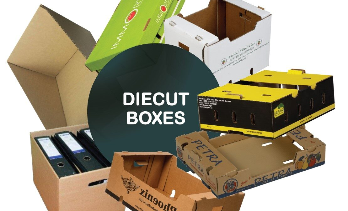 How To Drive Your Business Forward With Die-Cut Boxes?