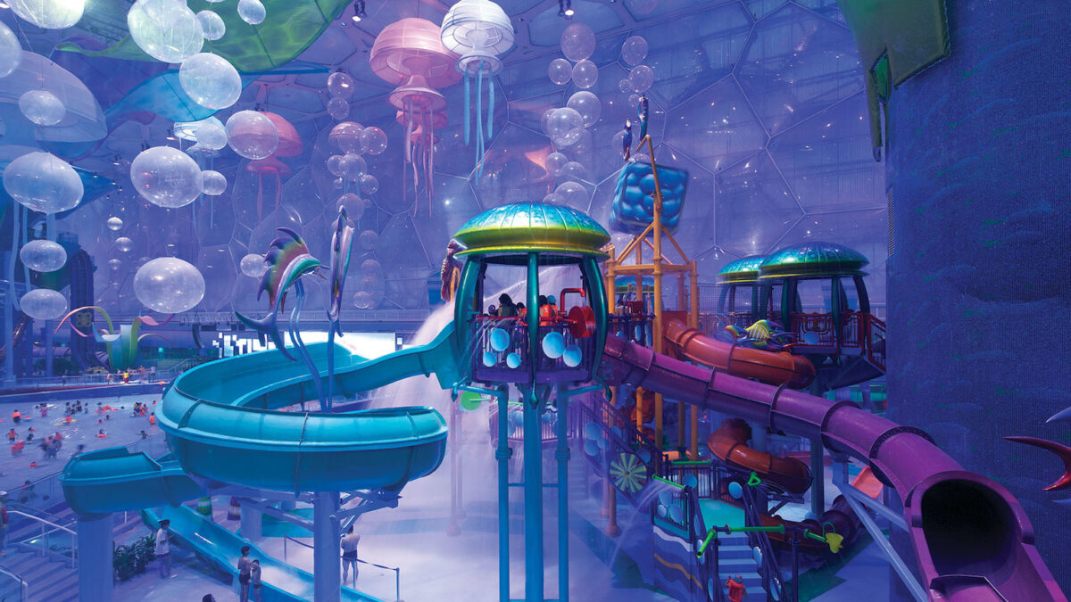 How to Make A Wildly Popular Water Park Design
