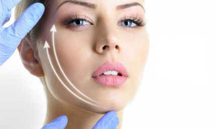 Comparison between Surgical and Non-Surgical Facelift Treatment