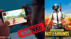 PUBG Game Banned