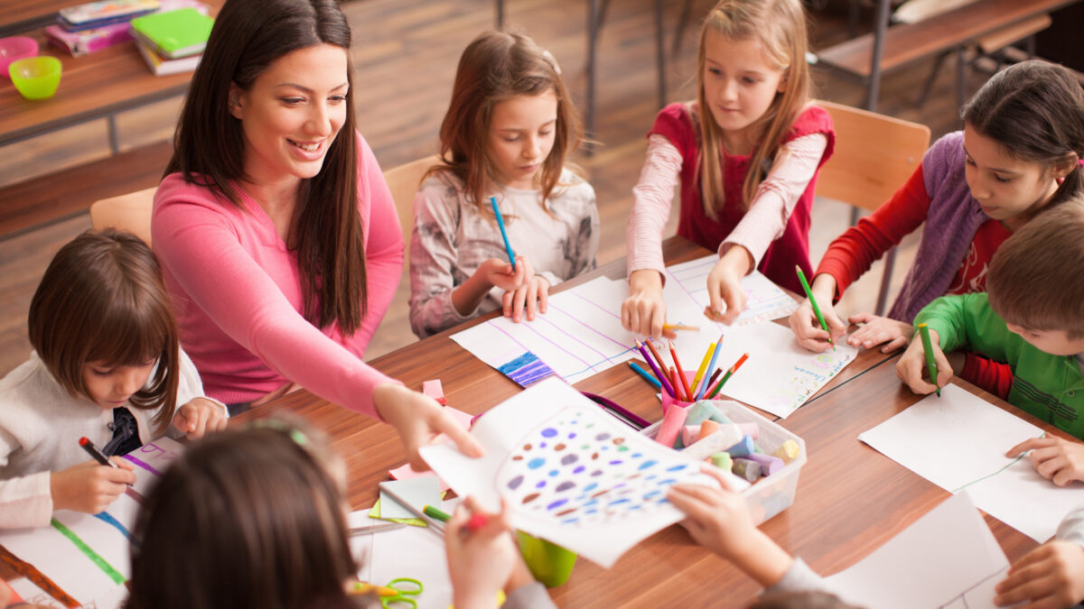 Importance Of Early Childhood Education For Child Development