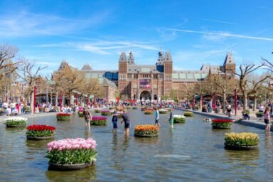 How to Spend Three Days in Amsterdam with Qatar Airways