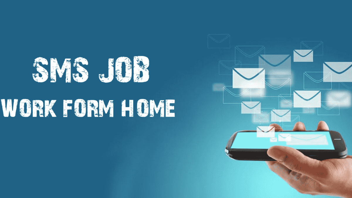 SMS Jobs for an Income without Investment