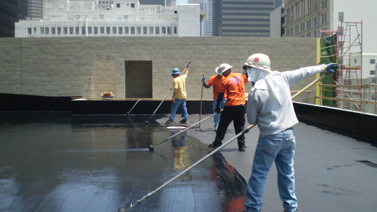 What is the Minimum Cost of Water Proofing the Home