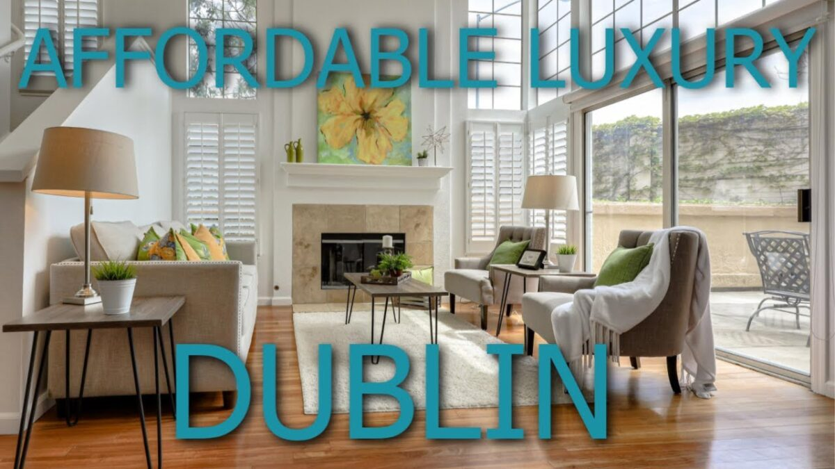Experience The Delightful Luxury Furniture in Dublin