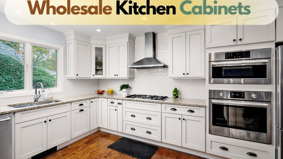 Ultimate Guidelines About Wholesale Kitchen Cabinets