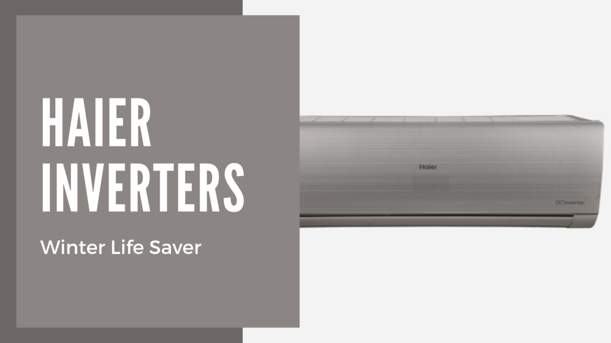 Inverter Air Conditioners – A Winter Life Saver