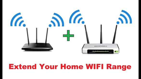 Extend Wi-Fi Coverage