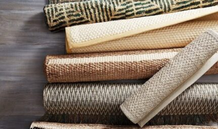 Essential Options in the Use of the Natural Carpet