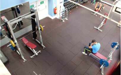 Tips For Finding the Right Home Gym Flooring