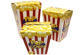 Why Choose Popcorn Boxes With Logo?