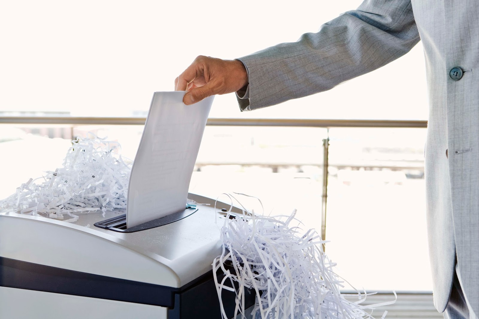 Paper Shredding Features to Consider for your Office