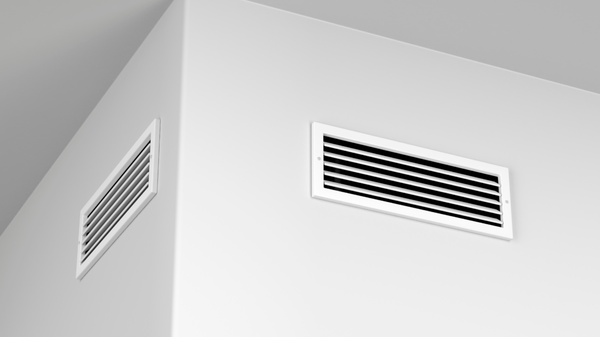 Ideal Placement for Cold Air Return Vent